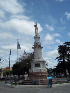 Juan Ferrari, Monumento a la Independencia Nacional, 1879. Florida
