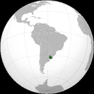 UruguayMapaMundi
