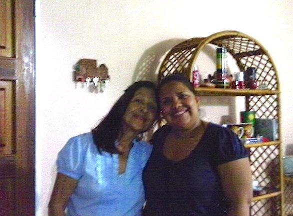 La última vez que estuvimos juntas. (Agosto 2011). Te amo.